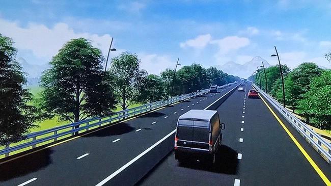 Dự án đường bộ cao tốc Bắc - Nam nhánh phía Đông giai đoạn 2017-2020 gồm 11 dự án thành phần - Ảnh minh hoạ.