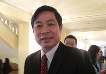 Tân Bộ trưởng Bộ Thông tin và Truyền thông Nguyễn Bắc Son - Ảnh: ICTnews.