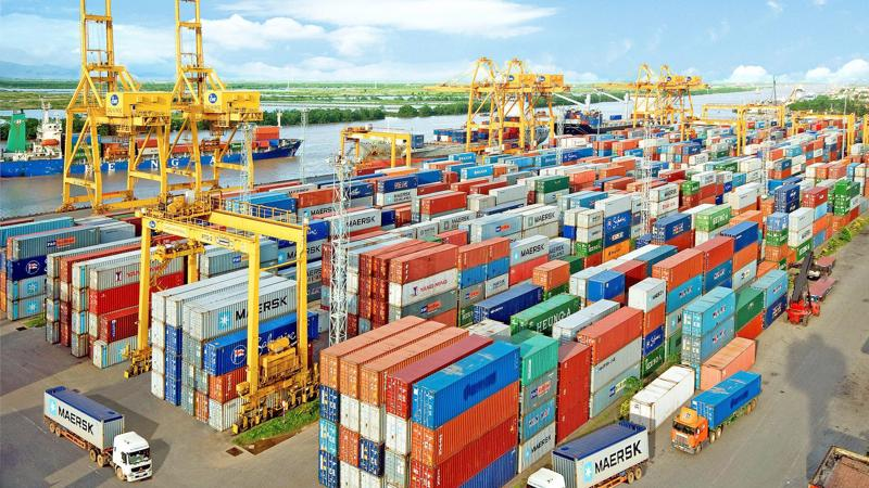 Tính đến thời điểm hiện tại kim ngạch xuất khẩu hàng hóa của nước ta đã hoàn thành 92,4% mục tiêu xuất khẩu 188 tỷ USD trong năm 2017.