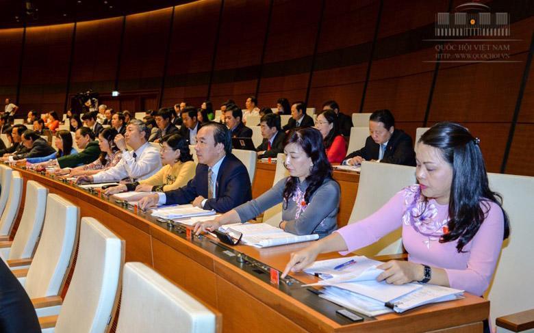Tại nghị quyết, trong lĩnh vực văn hoá, thể thao và du lịch, Quốc hội yêu cầu tập trung thực hiện các giải pháp về xây dựng con người Việt Nam phát triển toàn diện.<br>