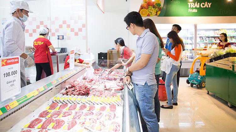 Trong ngành bán lẻ thì vật phẩm văn hoá, giáo dục có mức tăng mạnh nhất, còn lương thực phẩm chỉ đứng ở vị trí thứ hai.