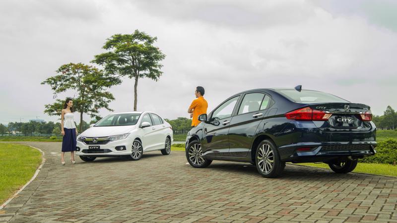 Honda City đã ghi dấu ấn với khách hàng bởi khả năng vận hành mạnh mẽ, trang bị tiện ích tiên tiến, an toàn và tiết kiệm nhiên liệu.