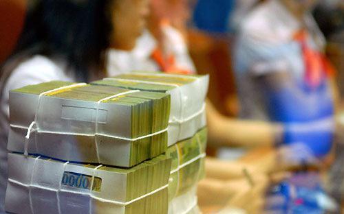 Dư nợ huy động vốn của các tổ chức tín dụng tại Hà Nội đạt khá nhưng nợ xấu lại đang có xu hướng tăng.<br>