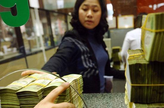 Các ngân hàng hoàn thành và vượt kế hoạch lợi thuận thường có động lực công bố thông tin sớm hơn - Ảnh: Getty.