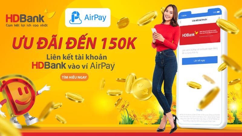 Các chương trình siêu ưu đãi dành cho khách hàng khi đồng hành cùng HDBank và giao dịch thanh toán online đã, đang góp phần thúc đẩy thanh toán trực tuyến, phát triển nền kinh tế không dùng tiền mặt và hành vi tiêu dùng mới của Việt Nam.
