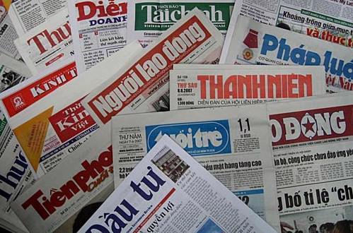 Bảo tàng Báo chí Việt Nam nằm trong hệ thống bảo tàng quốc gia, có tư cách pháp nhân, con dấu và tài khoản riêng.
