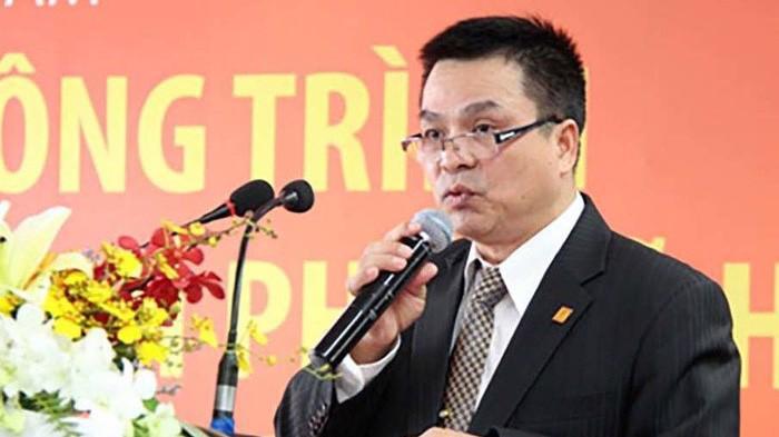 Nguyên Chủ tịch - Tổng giám đốc Petroland Bùi Minh Chính.
