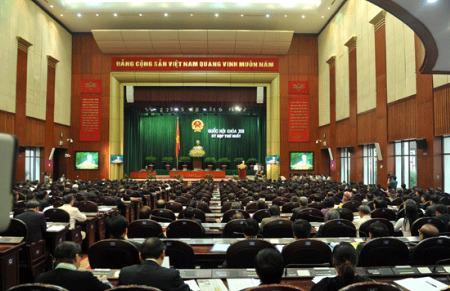 Kỳ họp thứ hai là cơ hội để các đại biểu Quốc hội khóa 13 ghi dấu ấn.