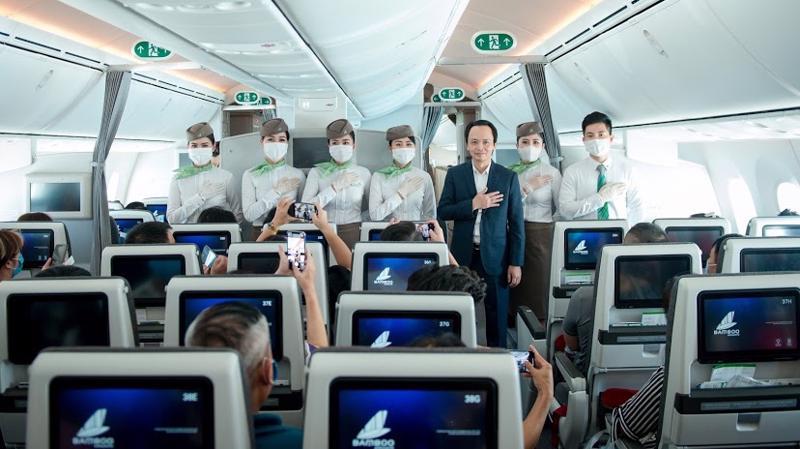 Bamboo Airways đang vận hành gần 30 máy bay ở thời điểm hiện tại.