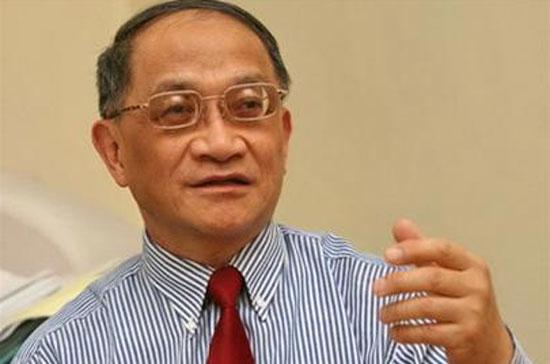 TS. Lê Đăng Doanh, nguyên Viện trưởng Viện Quản lý Kinh tế Trung ương
