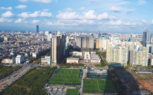 Lĩnh vực bất động sản sẽ có những chuyển biến tích cực nếu được được bơm thêm vốn.<br>