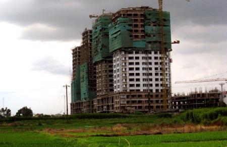 Khảo sát của Bộ Xây dựng cho thấy, đại đa số người dẫn vẫn không thích sống trong các tòa nhà cao tầng.