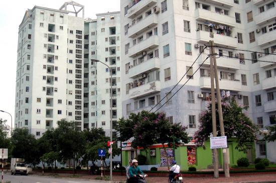 Theo thống kê của Bộ Xây dựng, tại khu vực đô thị trên cả nước hiện vẫn còn khoảng 7 triệu người có nhu cầu thuê, thuê mua nhà ở xã hội -Ảnh: Từ Nguyên.