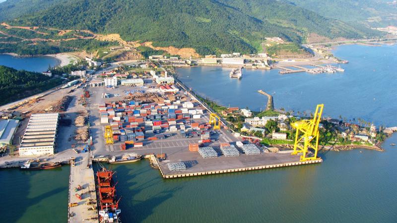 Cảng Tiên Sa sẽ được chuyển dần thành cảng du lịch sau khi cảng Liên Chiểu đi vào hoạt động - Ảnh: VTV