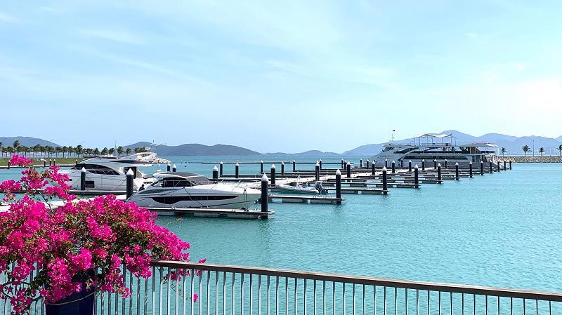 Ana Marina - Bến du thuyền quốc tế đầu tiên tại Việt Nam.