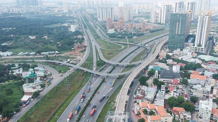 Metro số 1 Bến Thành - Suối Tiên sẽ khai thác cuối năm 2021.
