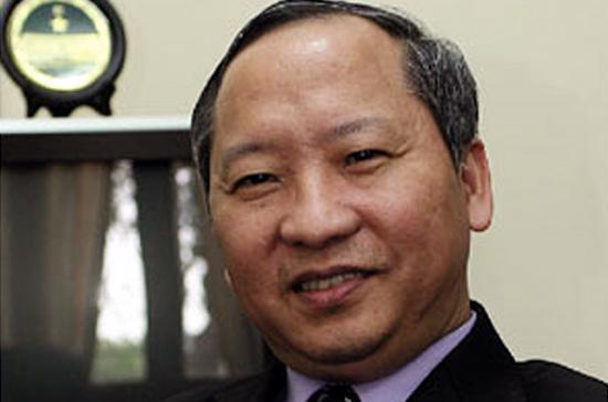Thứ trưởng Bộ Kế hoạch và Đầu tư Cao Viết Sinh.