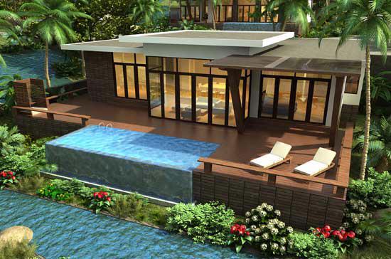 Nghỉ dưỡng tại Mercure Sơn Trà Resort với các khu spa, bể bơi, khu phục hồi chức năng, nhà hàng, quầy bar, cà phê… hay những trò chơi mới lạ trên biển, những vị khách phương xa sẽ có được những trải nghiệm sống thú vị tại bán đảo xanh này.