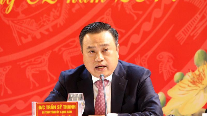 Ông Trần Sỹ Thanh.