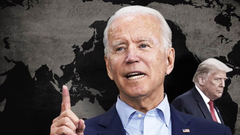 Ứng viên tổng thống Joe Biden - Ảnh: Nikkei Asia.