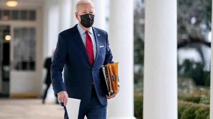 Tổng thống Mỹ Joe Biden - Ảnh