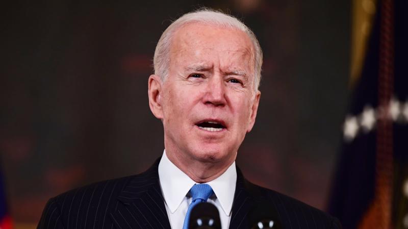 Tổng thống Mỹ Joe Biden - Ảnh: AP