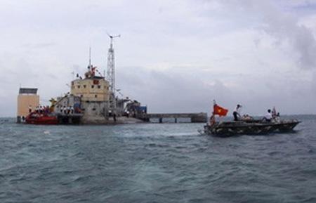 Cá nhân, tổ chức nước ngoài thăm dò, khai thác tài nguyên trái phép trên vùng biển Việt Nam sẽ bị phạt từ 1 - 2 tỷ đồng.