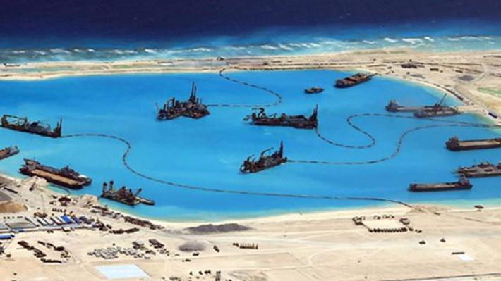 Cử tri nhiều tỉnh, thành tiếp tục biểu thị sự lo ngại về vấn đề biển Đông.