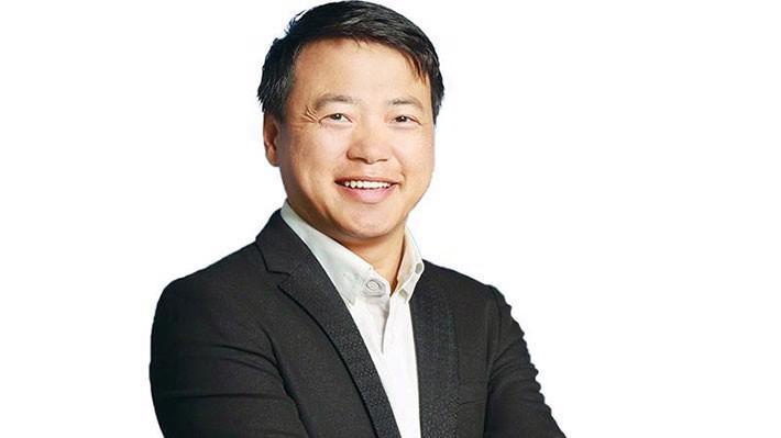 Chủ tịch Tập đoàn NextTech Nguyễn Hòa Bình.