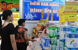 Năm 2011, Uỷ ban Nhân dân Thành phố Hà Nội đã duyệt chi 475 tỷ đồng để thực hiện chương trình bình ổn giá đối với các mặt hàng thiết yếu.