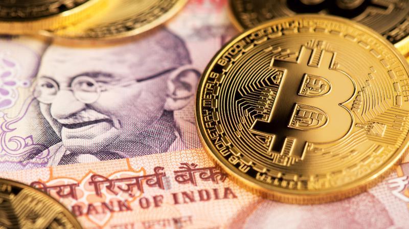 Bitcoin đang lên cơn sốt khủng thời gian gần đây - Ảnh: Getty Images