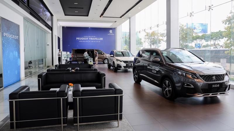 Peugeot đã có tổng cộng 14 showroom 3S, 4 showroom 1S trên cả nước và con số này sẽ tiếp tục được nâng lên 22 showroom vào cuối năm 2019.