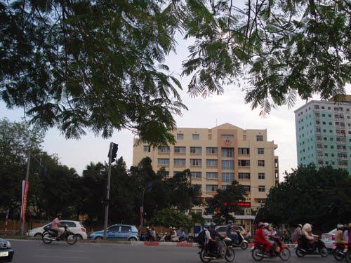 Khu đất của Bộ Giáo dục và Đào tạo được đề xuất xây trung tâm thương mại và nhà tái định cư.
