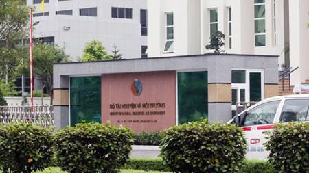 Bộ Tài nguyên Môi trường dự kiến bãi bỏ, sửa đổi hơn 100 điều kiện kinh doanh.