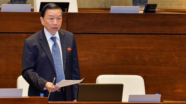 Bộ trưởng Bộ Công an Tô Lâm cho biết tình hình xâm hại tình dục trẻ em diễn biến rất phức tạp.