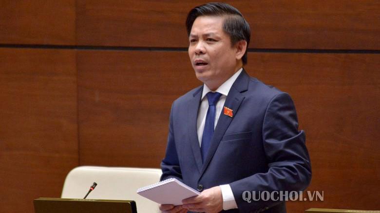 Bộ trưởng Bộ Giao thông vận tải Nguyễn Văn Thề bị truy ráo riết về trách nhiêm dự án đường sắt Cát Linh - Hà Đông