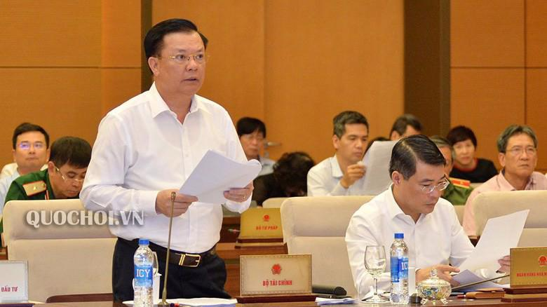 Bộ trưởng Bộ Tài chính Đinh Tiến Dũng hồi âm ý kiến về chuyển giá