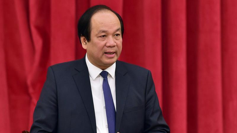 Bộ trưởng - Chủ nhiệm Văn phòng Chính phủ Mai Tiến Dũng được Thủ tướng chỉ định làm Tổ trưởng Tổ công tác của Thủ tướng.