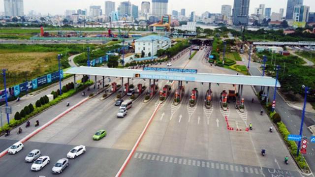 Nhiều địa phương phản đối bỏ quy định trạm thu phí cách nhau 70 km - Ảnh minh hoạ.