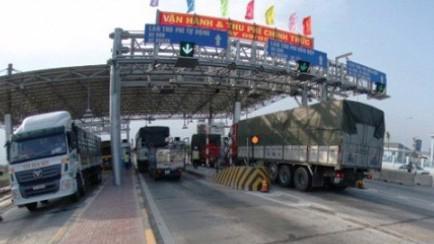 Đề xuất giảm giá qua trạm BOT Bình Định