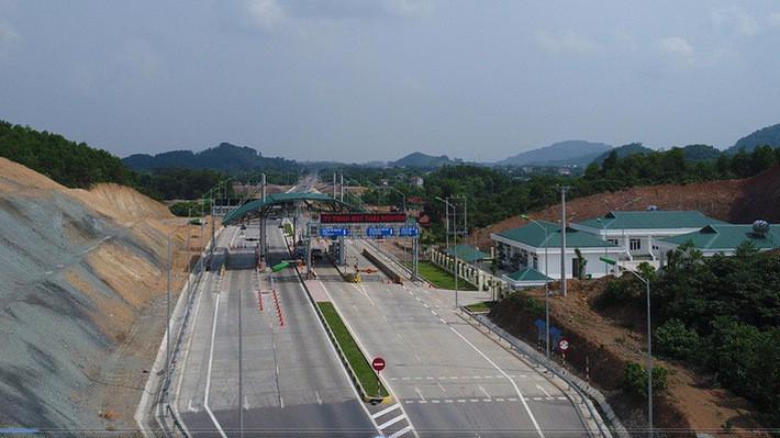 BOT Thái Nguyên - Chợ Mới vẫn thu phí trên quốc lộ 3.