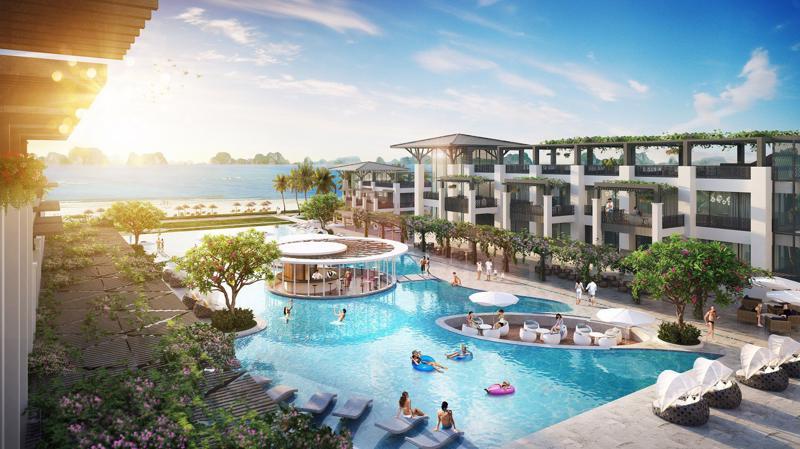 Với 78 căn biệt thự và 7 loại hình, được xây cao từ 3,5–5 tầng, tổng diện tích xây dựng từ 632-920 m2, nằm ở trung tâm, hưởng mọi tiện ích cao cấp của Sun Premier Village Ha Long Bay, tiểu khu boutique shophouse sở hữu tầm nhìn hướng vịnh Hạ Long với hai mặt tiền, được Sun Group thiết kế phù hợp cho kinh doanh khách sạn mini.