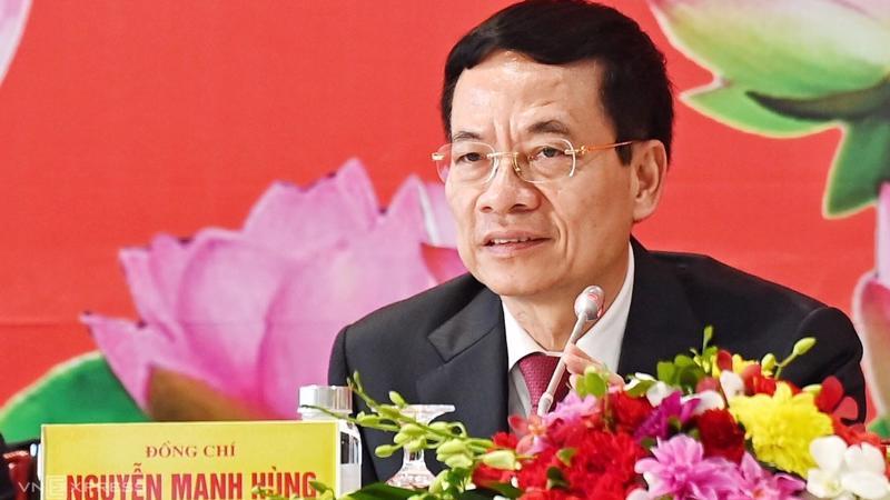 Bộ trưởng Bộ Thông tin & Truyền thông Nguyễn Mạnh Hùng: Hơn 2 năm qua, Trung tâm giám sát an toàn không gian mạng quốc gia có thể xử lý được nhiều trăm triệu tin một ngày