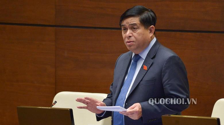 Bộ trưởng Bộ Kế hoạch và Đầu tư Nguyễn Chí Dũng khẳng định, vấn đề do pháp luật không phải nguyên nhân chính để sửa luật.