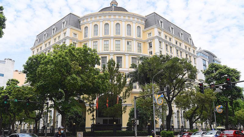 Trụ sở Bộ Tài chính