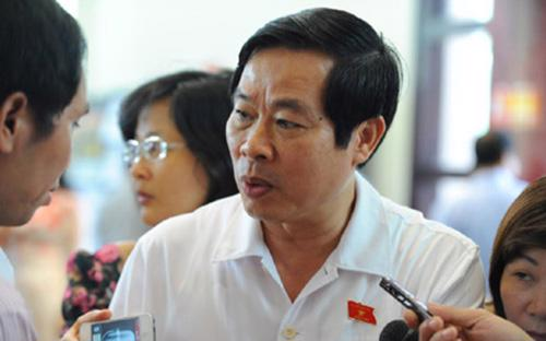 Bộ trưởng Bộ Thông tin và Truyền thông Nguyễn Bắc Son - Ảnh: Lê Anh Dũng.<br>