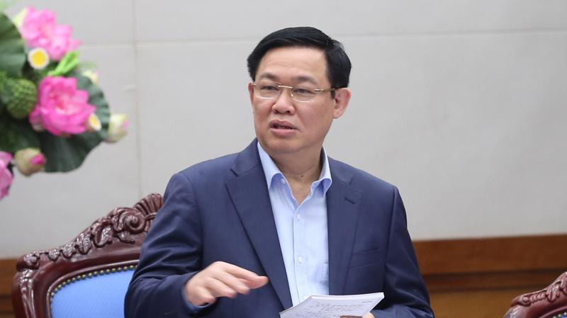 Phó thủ tướng yêu cầu Ủy ban Quản lý vốn nhà nước tại doanh nghiệp tập trung chỉ đạo, đẩy nhanh tiến độ cổ phần hóa các doanh nghiệp quy mô lớn trực thuộc theo quy định.
