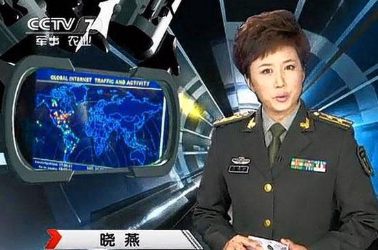Trung Quốc trước giờ luôn phản đối những cáo buộc rằng nước này có can dự vào hành vi tấn công mạng - Ảnh: WSJ.