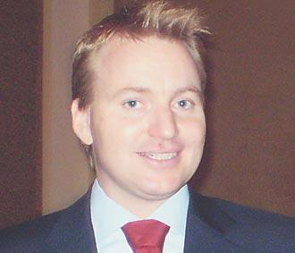 Ông Mark Van Den Assem, Tổng giám đốc TNT Việt Nam.
