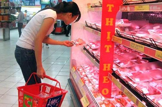 Thịt lợn hiện đang ở mức giá cao nhất từ trước đến nay.
